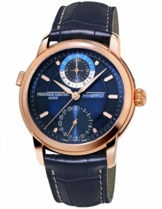Smartwatch hibrid barbatesc Frederique Constant Manufacture FC-750N4H4
