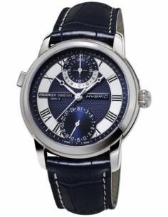 Smartwatch hibrid barbatesc Frederique Constant Manufacture FC-750MCN4H6