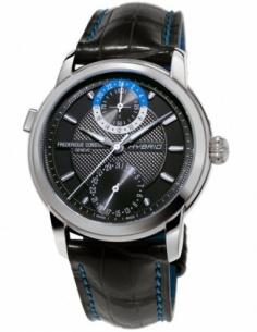Smartwatch hibrid barbatesc Frederique Constant Manufacture FC-750DG4H6