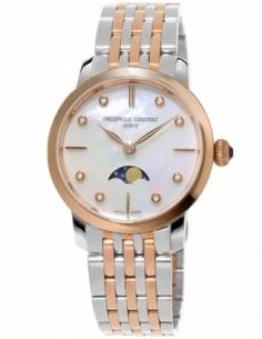 Ceas de dama Frederique Constant Slimline FC-206MPWD1S2B