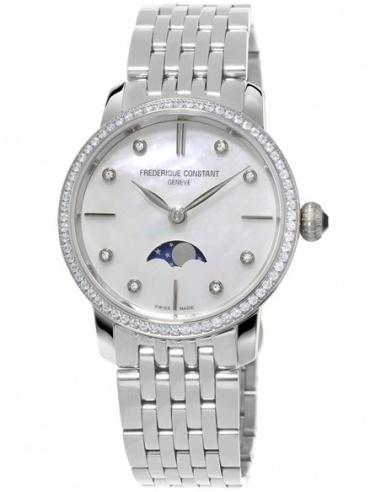 Ceas de dama Frederique Constant Slimline FC-206MPWD1SD6B