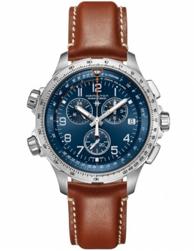 Ceas barbatesc Hamilton Khaki Aviation H77922541