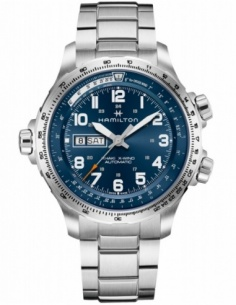 Ceas barbatesc Hamilton Khaki Aviation H77765141