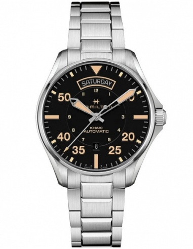 Ceas barbatesc Hamilton Khaki Aviation H64645131