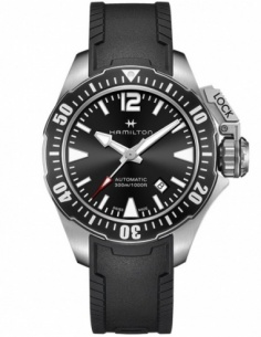 Ceas barbatesc Hamilton Khaki Navy H77605335