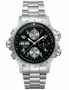 Ceas barbatesc Hamilton Khaki Aviation H77616133