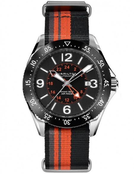 Ceas barbatesc Hamilton Khaki Aviation H76755131
