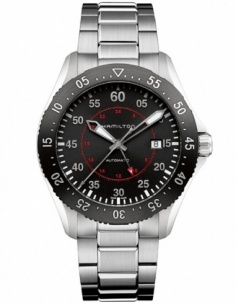 Ceas barbatesc Hamilton Khaki Aviation H76755135