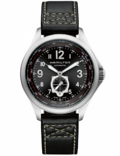 Ceas barbatesc Hamilton Khaki Aviation H76655733