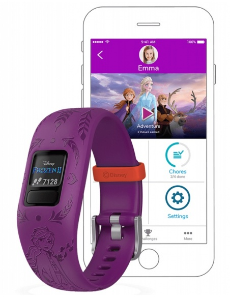 Smartwatch copii Garmin Vívofit® jr. 2 010-01909-19