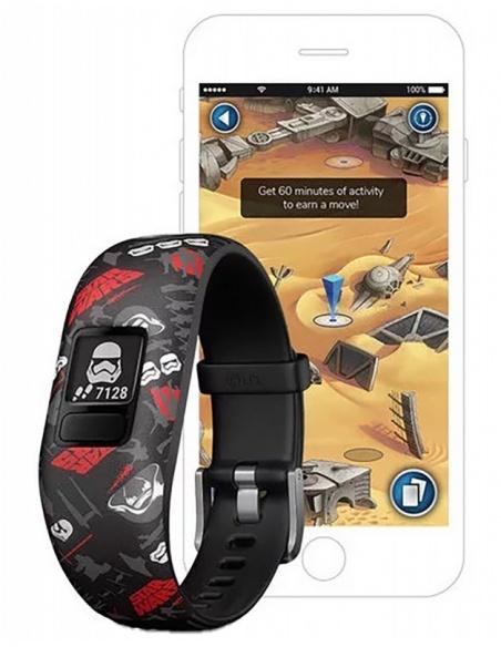 Smartwatch copii Garmin Vívofit® jr. 2 010-01909-13