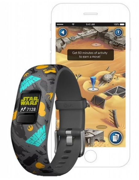 Smartwatch copii Garmin Vívofit® jr. 2 010-01909-11