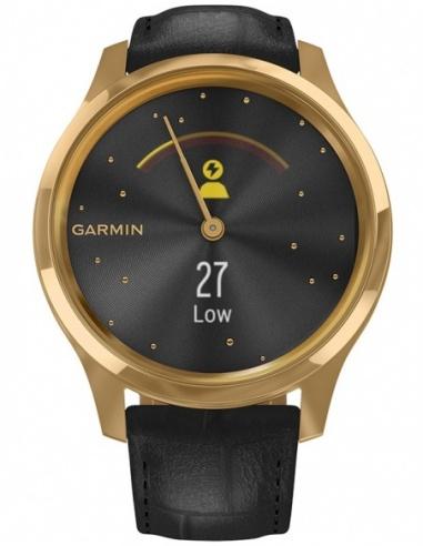 Ceas unisex Garmin Vívomove® Luxe 010-02241-22