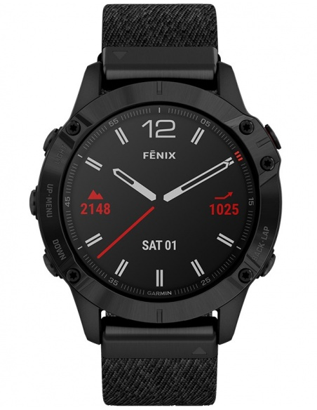 Smartwatch barbatesc Garmin Fēnix® 6 010-02158-17