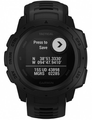 Smartwatch barbatesc Garmin Instinct™ 010-02064-70