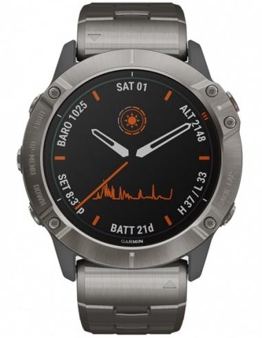 Smartwatch barbatesc Garmin Fēnix® 6 010-02157-24