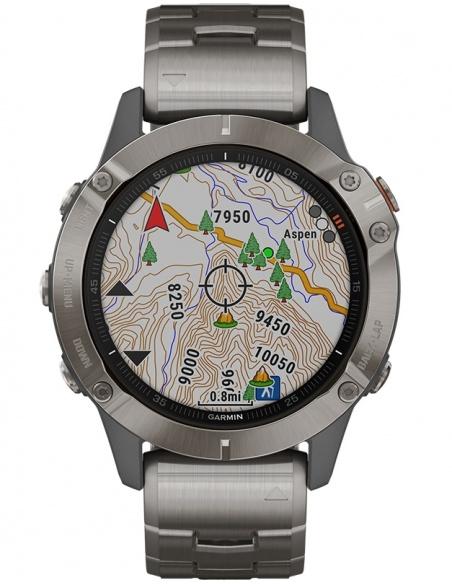Smartwatch barbatesc Garmin Fēnix® 6 010-02158-23