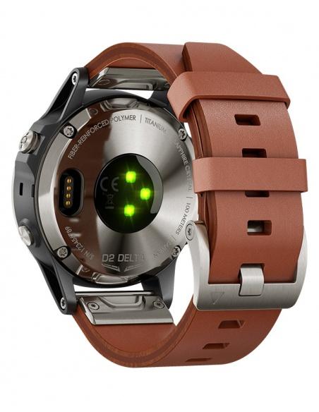 Smartwatch barbatesc Garmin D2™ Delta 010-01988-31