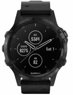 Smartwatch barbatesc Garmin Fēnix® 5 Plus 010-01988-07
