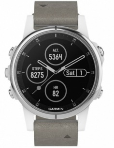 Smartwatch unisex Garmin Fēnix® 5 Plus 010-01987-05