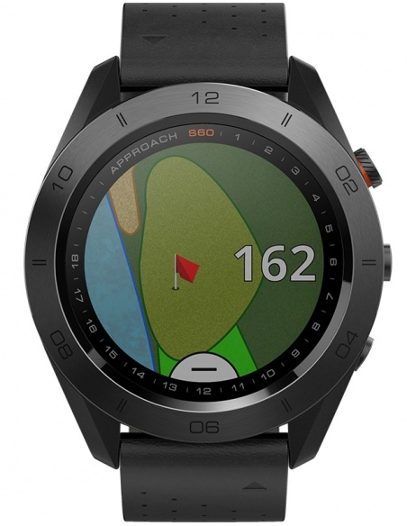 Smartwatch barbatesc Garmin Approach® S60 010-01702-02