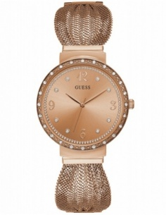 Ceas de dama Guess Ladies Jewelry GUW1083L3