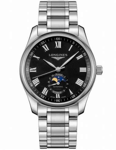 Ceas barbatesc Longines The Longines Master Collection L2.909.4.51.6