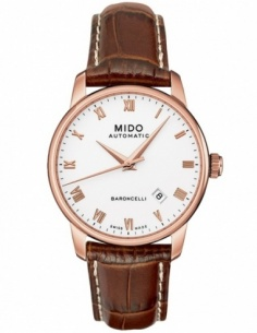 Ceas barbatesc Mido Baroncelli M8600.2.26.8