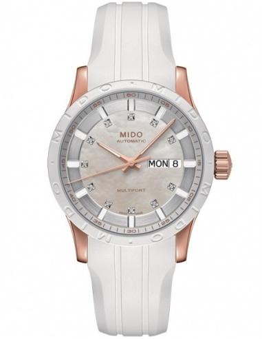 Ceas barbatesc Mido Multifort M018.830.37.116.80