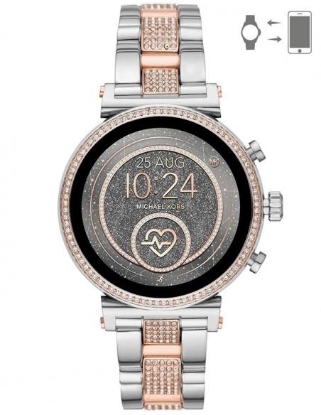 Smartwatch de dama Michael Kors Smartwatch MKT5064