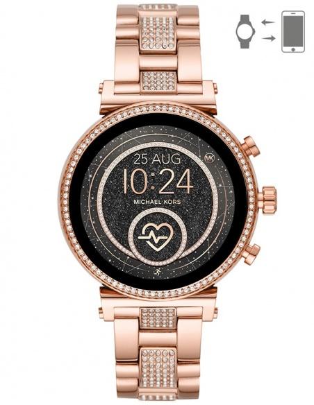Smartwatch de dama Michael Kors Smartwatch MKT5066