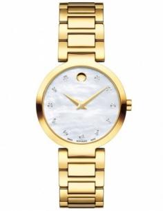 Ceas de dama Movado Modern Classic 0607105