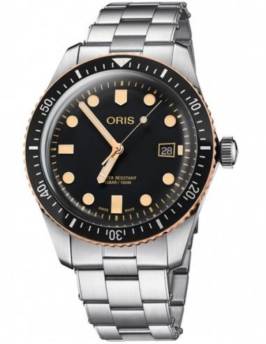 Ceas barbatesc Oris Diving 73377204354-0782118