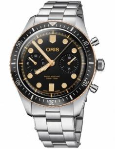 Ceas barbatesc Oris Diving 77177444354-0782118