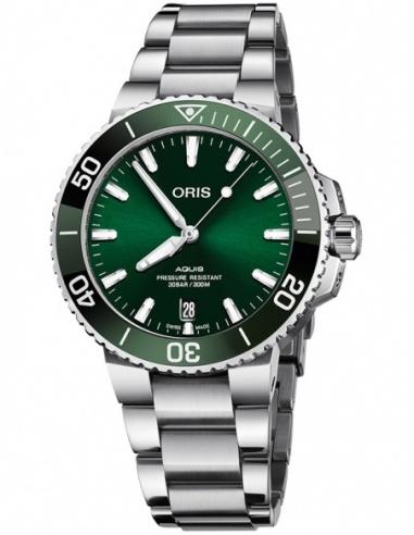 Ceas barbatesc Oris Diving 73377324157-0782105PEB