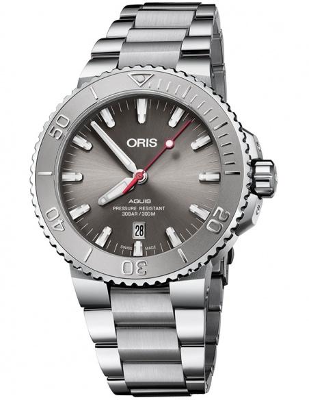 Ceas barbatesc Oris Diving 73377304153-0782405PEB