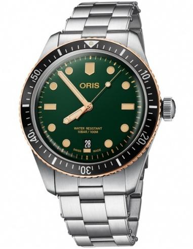 Ceas barbatesc Oris Diving 73377074357-0782018