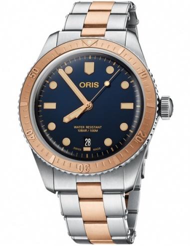 Ceas barbatesc Oris Diving 73377074355-0782017