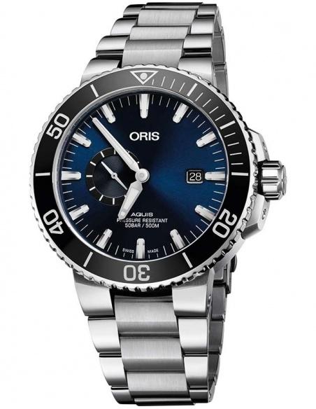 Ceas barbatesc Oris Diving 74377334135-0782405PEB