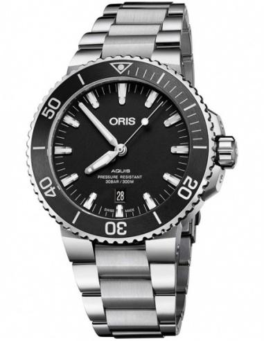 Ceas barbatesc Oris Diving 73377304154-0782405PEB