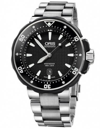 Ceas barbatesc Oris Diving 73376827154-0782675PEB