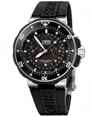 Ceas barbatesc Oris Diving 76176827154-SET