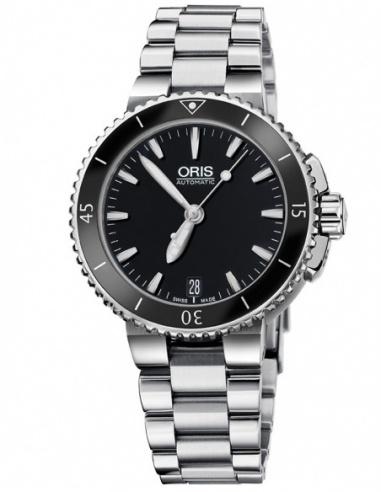 Ceas de dama Oris Diving 73376524154-0781801P