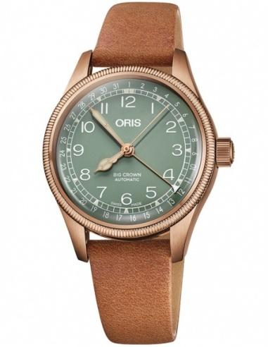 Ceas de dama Oris Aviation 75477493167-0751766BR