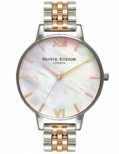 Ceas de dama Olivia Burton Mother of Pearl OB16MOP06