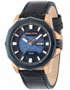 Ceas barbatesc Police Smart Style 15327JSRBL/03