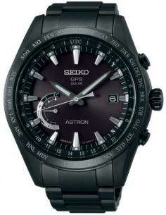 Ceas barbatesc Seiko 8X Series World-Time SSE089J1