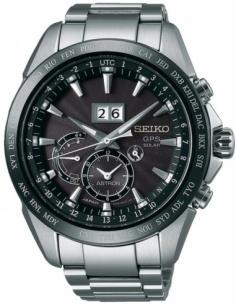 Ceas barbatesc Seiko 8X Series Big-Date SSE149J1