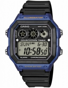 Ceas barbatesc Casio Collection AE-1300WH-2AVEF