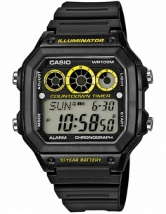 Ceas barbatesc Casio Collection AE-1300WH-1AVEF